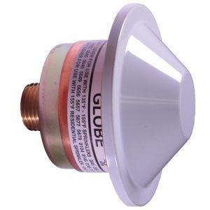 Đầu phun Sprinkler Globe Chất lượng D15, D20 K=5.6, K=8.0, K=11.2