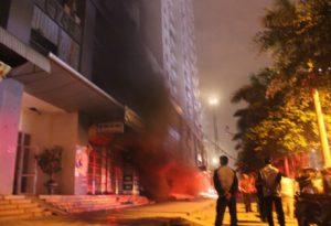 Hà Nội chỉ đạo xử lý rốt ráo các dự án vi phạm phòng cháy chữa cháy