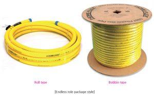 Dây mềm đầu phun Sprinker korea các loại 70cm-1m-1,2m-1,5m-1,8m-2,5m - hàn quốc