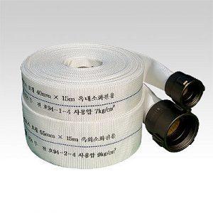 Vòi chữa cháy hàn quốc D40-D50-D65 áp lực 0,9Mpa dài 20m, 15m