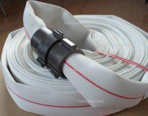 Vòi chữa cháy hàn quốc D65 áp lực 9bar dài 15m-20m