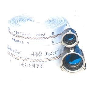 Vòi chữa chữa cháy hàn quốc D40x15mx0.7Mpa ( dài 15m, 20m)