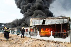 Cảnh báo tình hình cháy, nổ ở khu dân cư