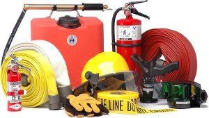 Quy định mới về việc trang bị phương tiện, trang phục phòng cháy chữa cháy