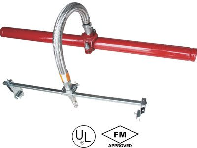 Braided-flexible-sprinkler-hose-Flexible hose sprinkler Daejin - Ong mem noi dau phun - Vietnamtnt.com- tel 024 22625656