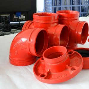 UL-FM-Approval-Grooved-Fittings-Equall-Cross-for-Fire-Fighting