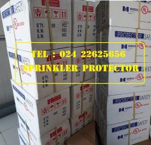 Đầu phun sprinkler protector tại Đà Nẵng