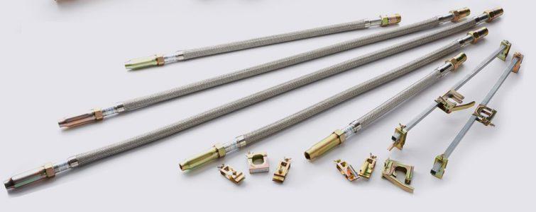 Ống mềm nối đầu phun chữa cháy dài 1200mm áp lực 14bar- có kiểm định pccc theo Nghị định số 136/2020/NĐ-CP của Chính phủ